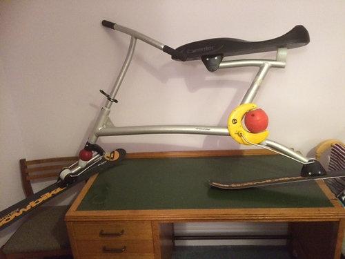 The Home Of Skibiking Brenter S8 Snowbike