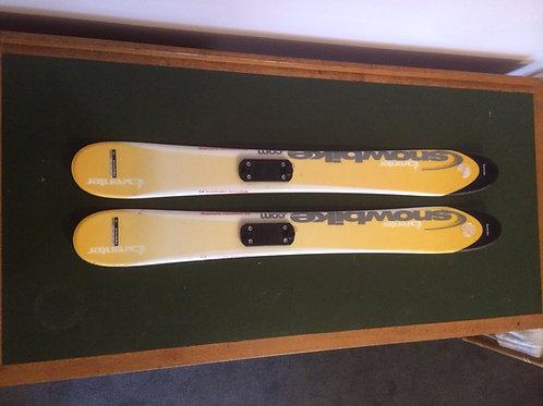 Brenter Carver Ski - ex-Demo