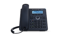The 420HD IP phone is a low-cost, entry-level phone offering cutting-edge technology, high voice quality and a sleek and modern design.