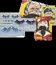 EyelashesBeardsMoustachesIcon Accessorie