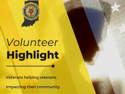 Volunteer Highlight: A Legion member you should know