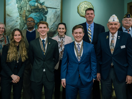 Your 2021 Oratorical contest results