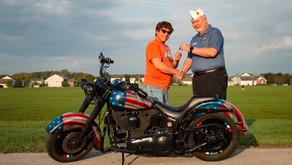 9/11 Motorcycle Raffle Winner