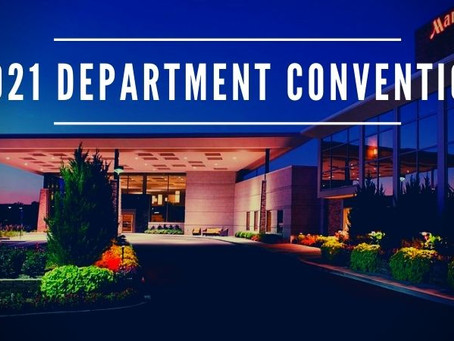 All things Department Convention 2021!