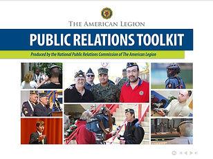 Public Relations Toolkit Indiana Legion.