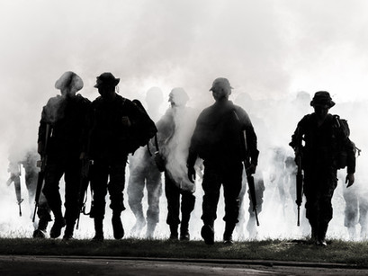 Ready to pop smoke and join civilian life?
