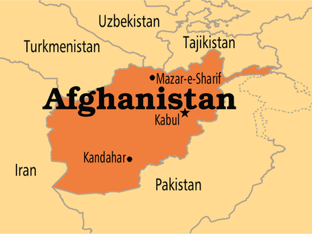 Afghanistan Air Operation, Airports and Restrictions