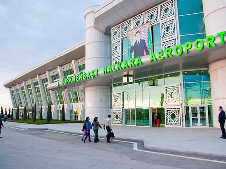 Turkmanbashi Airport, Turkmenbashi, Turkmenistan [ KRW / UTAK ]