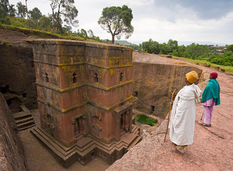 DISCOVER THE BEAUTY OF ETHIOPIA