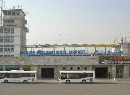 Hamid Karazi Kabul International Airport