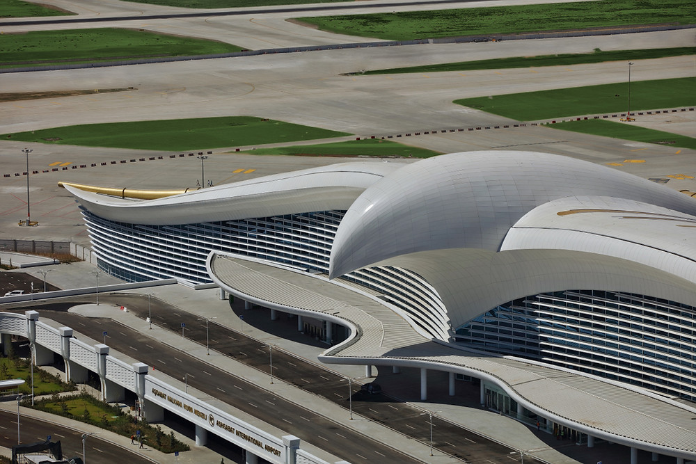 Ashgabat Intel. airport