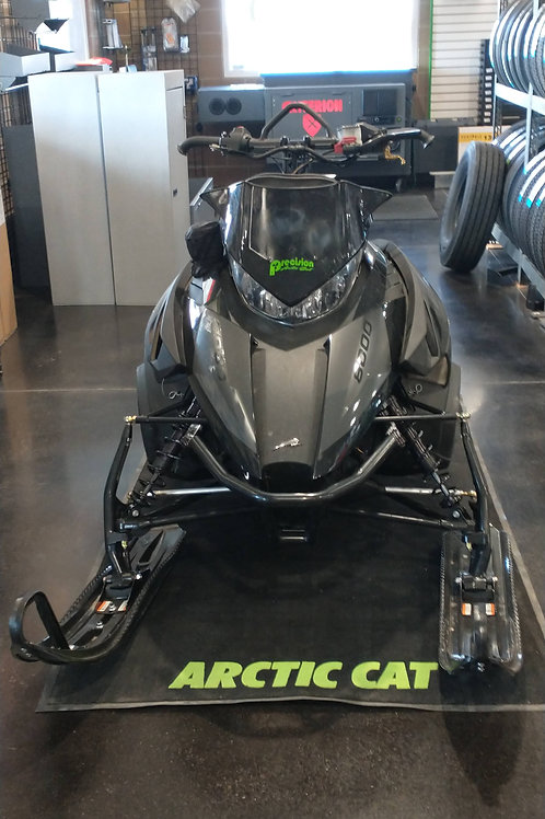 2016 Arctic cat M8000 2412.3 miles Supercharged