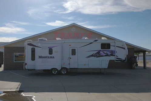 2007 Keystone Montana 2980RL 34' 5th Wheel Travel Trailer