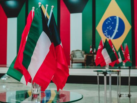 Embaixada do Estado do Kuwait no Brasil, celebra Data Nacional em festa
