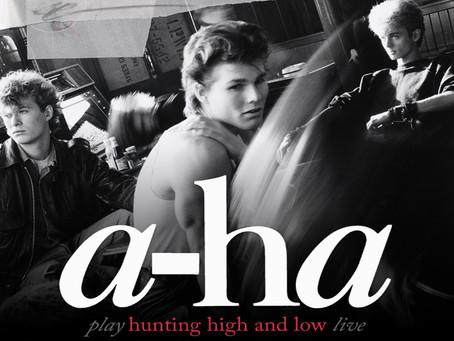 "A-HA: Turnê Mundial ""Hunting High And Low"" remarca datas no Brasil para agosto de 2021"