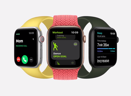 "Apple Watch 6 é anunciado junto da nova versão ""baratinha"" Apple Watch SE"