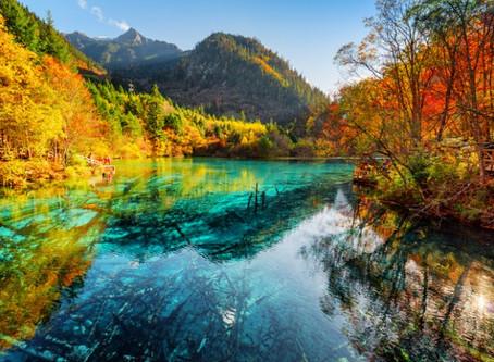 Conheça 8 dos cenários naturais mais incríveis da China