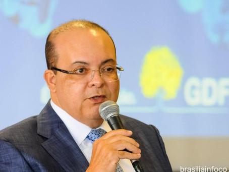 Fabiana Cehyan entrevista o Governador Ibaneis Rocha sobre o Covid-19 no DF
