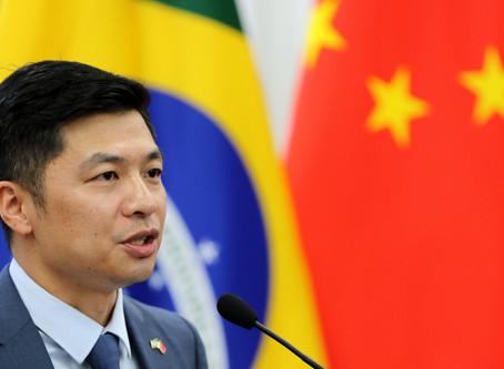 Embaixada da China no Brasil convoca coletiva e fala sobre o Corona Vírus