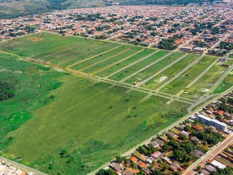 Bairro planejado traz nova paisagem urbana para Águas Lindas