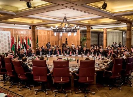 Liga Árabe condena Plano de Trump para Israel e Palestina e afirma que não apoiará