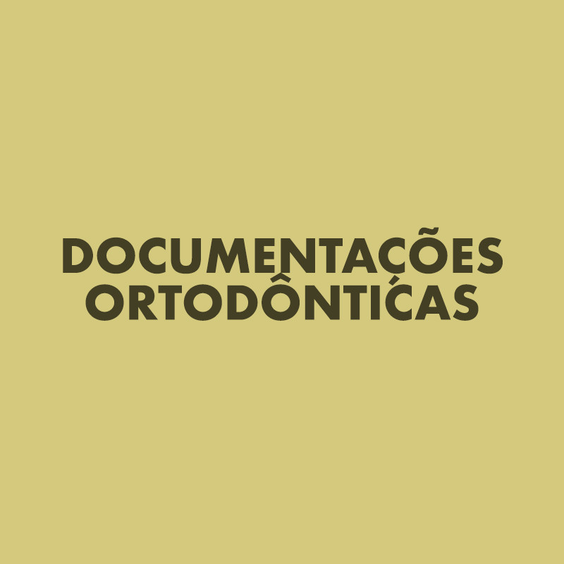 Documentações Ortodônticas