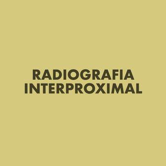 Radiografia Interproximal