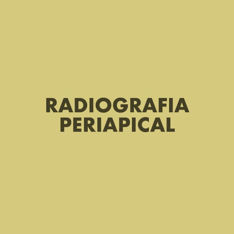 Radiografia Periapical