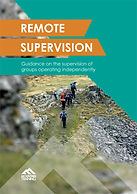 Remote Supevision Guidance Notes
