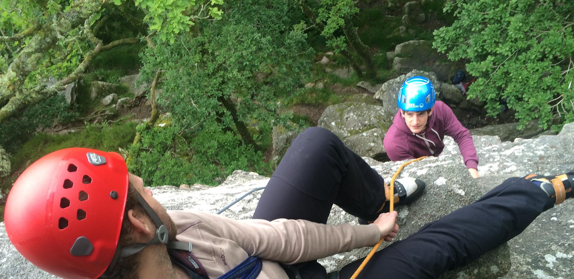 Improving Climber