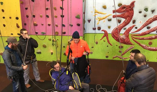 Accessible Climbing