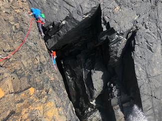 Sea Cliff Traverse