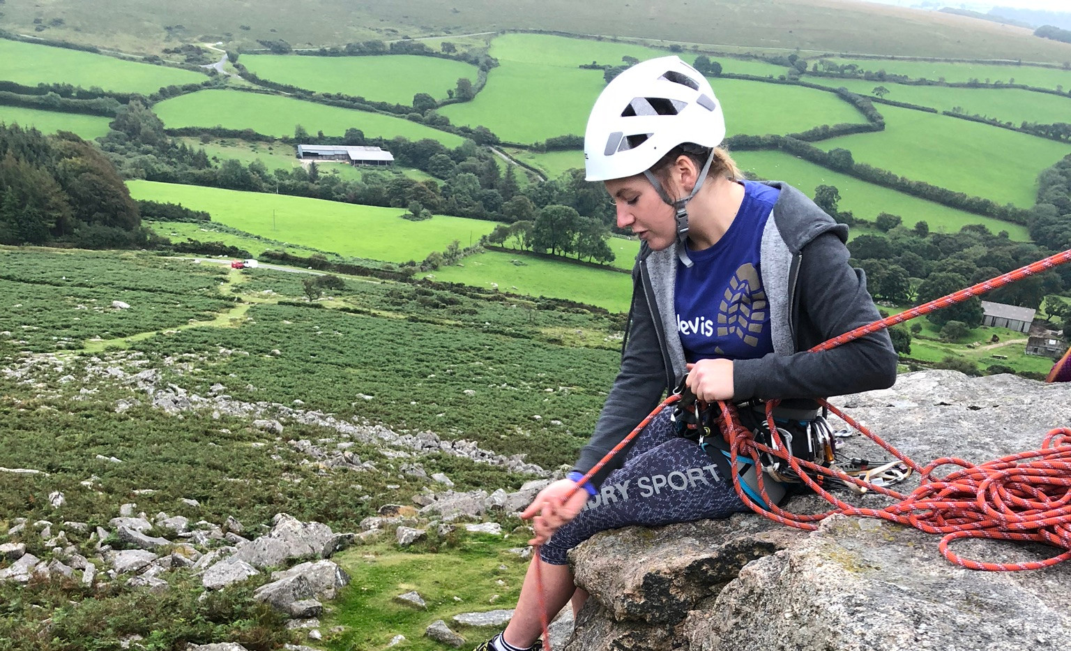 Belaying a Second