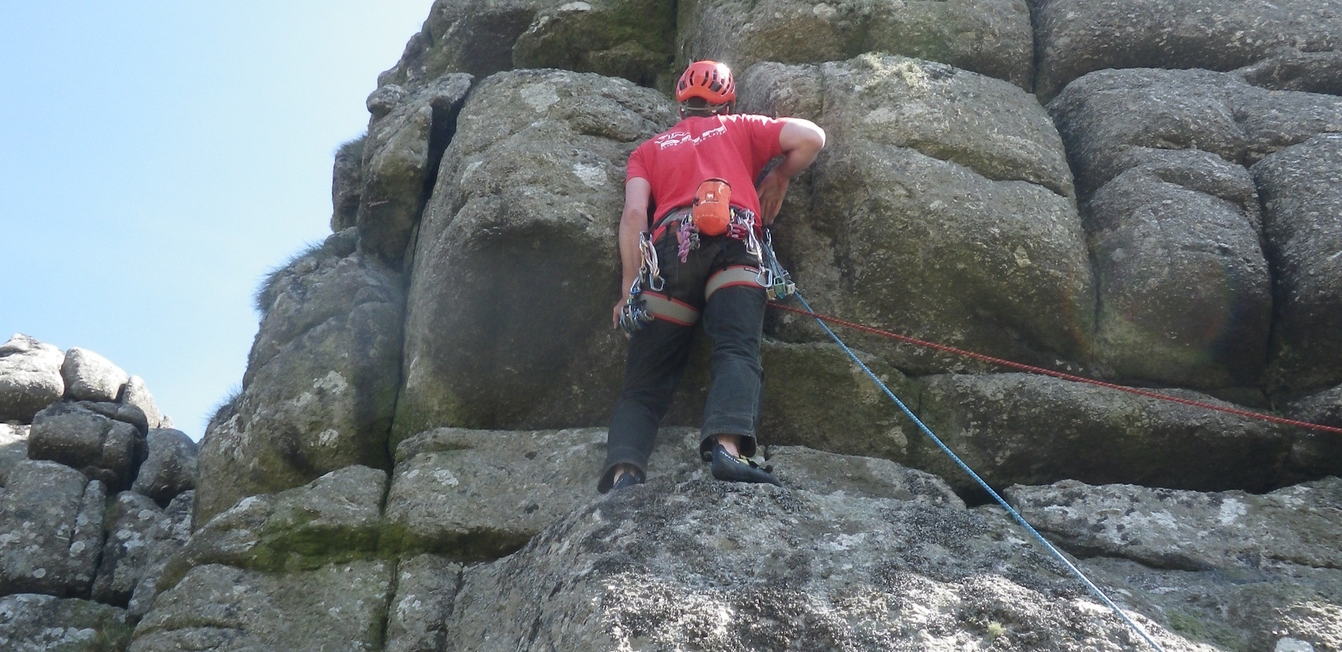 Improving Trad Leading Skills