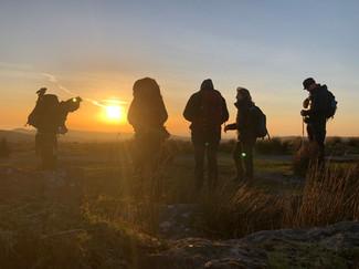 Evening on Dartmoor