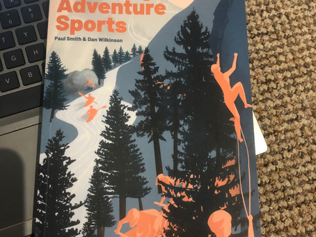 Coaching Adventure Sports - Book Review