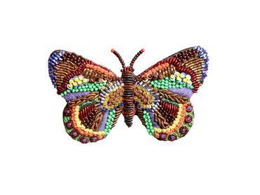 """Brosche Schmetterling """"Tinsel"""""""