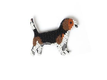 Brosche Beagle
