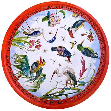 """Picknickteller """"The Birds"""""""
