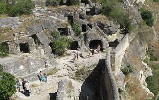 Peshhernyj-gorod-CHufut-Kale-Bahchisaraj