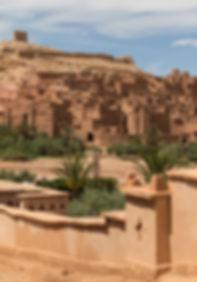 Ait Benhaddou - um tesouro marroquino -