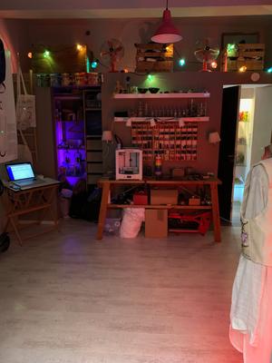 Atelier : fabrication numérique