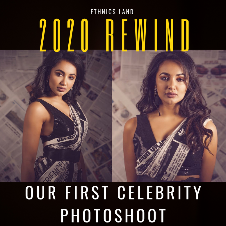 First Celebrity Photoshoot