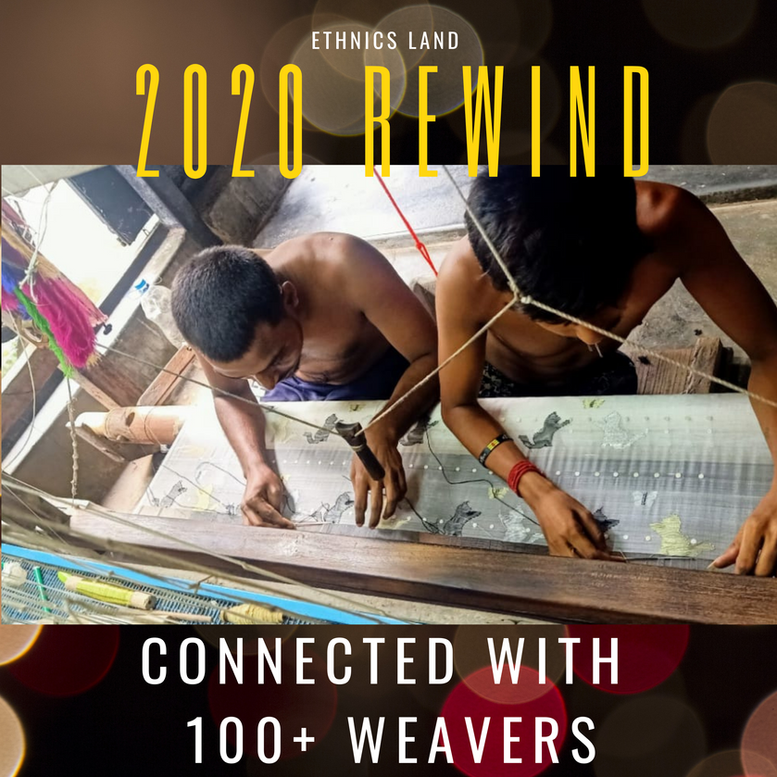 Connected with 100+ Weavers