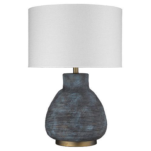 Trend Home 1-Light Brass Table Lamp