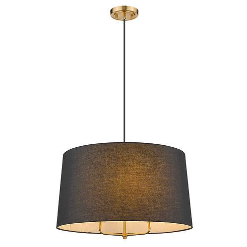 Lamia 3-Light Gold Mini Pendant