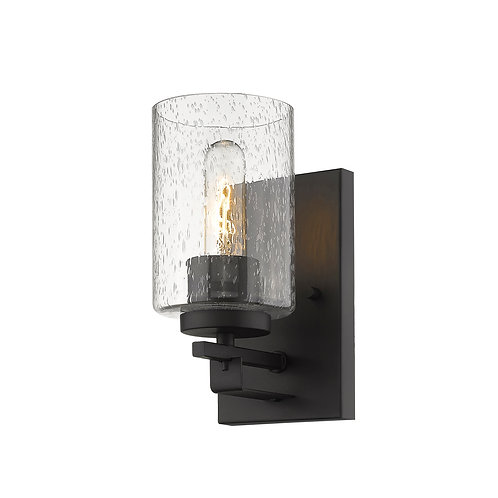 Orella 1-Light Oil-Rubbed Bronze Sconce
