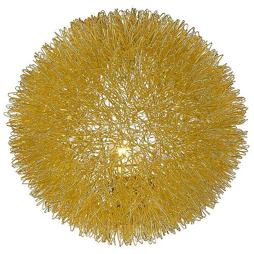 "Luminary 1-Light Rose Gold 15"" Accent Lamp"