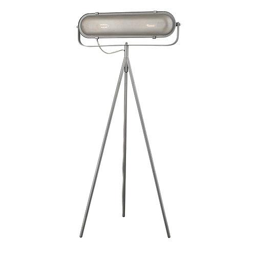 Terra 2-Light Gray Floor Lamp
