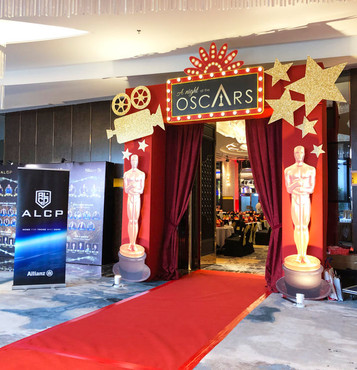 Event Arch KL
